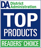 READY! Named in 'Top 100 Products' by District Administration Magazine